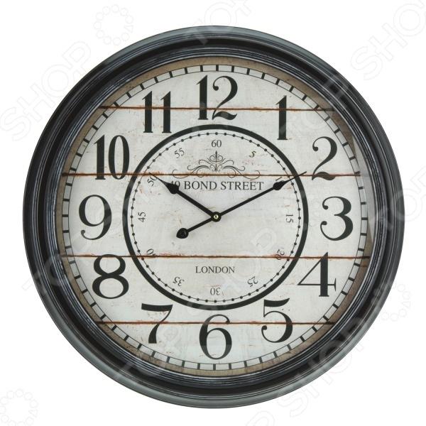 Часы настенные в металлическом корпусе Mitya Veselkov Bond Street Mitya Veselkov - артикул: 857924