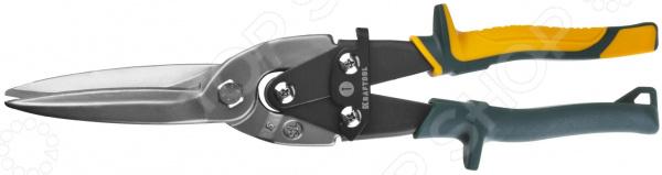 Ножницы по металлу прямые Kraftool Alligator 2328-SL
