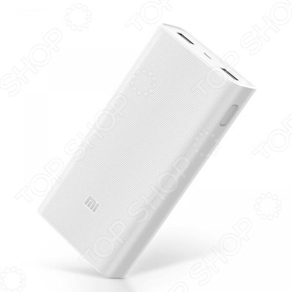 Аккумулятор внешний Xiaomi Mi Power Bank 2 20000mAh какой планшет можно за 20000