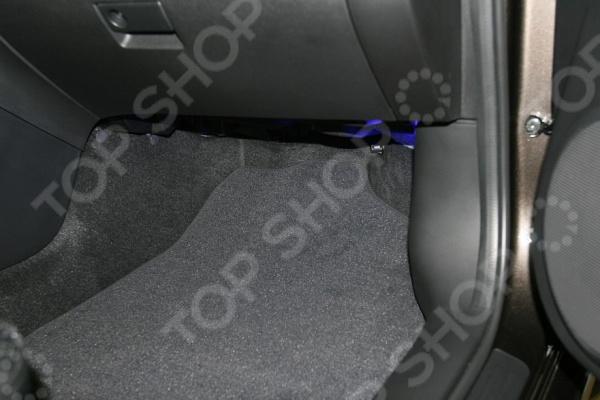 Комплект ковриков в салон автомобиля Novline-Autofamily Mazda 3 2003-2009 5 комплект ковриков в салон автомобиля novline autofamily volkswagen scirocco 2009