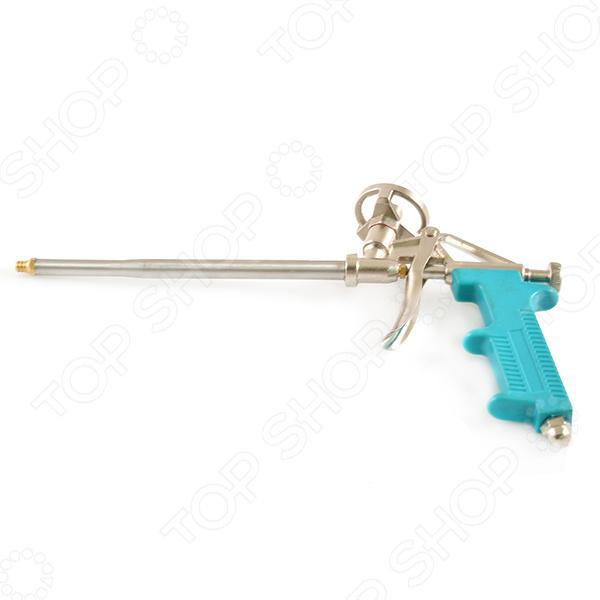 Пистолет для монтажной пены КУРС 14264  пистолет для монтажной пены blast extra lite 590024
