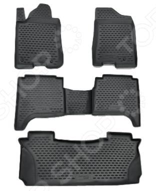 Комплект ковриков в салон автомобиля Novline-Autofamily Infiniti QX56 2004 maxi toys модель автомобиля infiniti qx