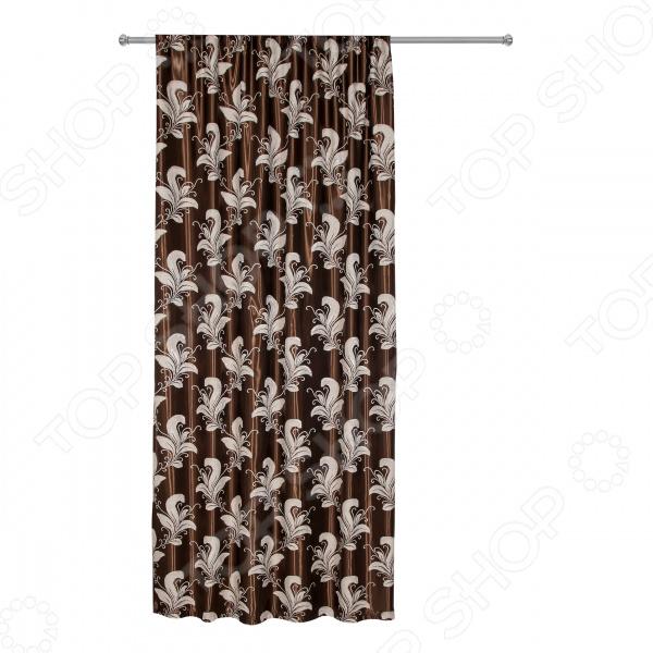 Портьера Zlata Korunka 777178 предназначена для людей, желающих создать дома атмосферу уюта и тепла, а быт сделать более комфортным. Этот качественный оконный занавес преобразит интерьер и привнесет в любую комнату завершенность и оригинальность. Представленная модель изготовлена из полиэстера плотной, матовой ткани.  Полиэстер обладает отличными потребительскими свойствами он практически не мнется, легко отстирывается от загрязнений и не притягивает пыль. Ткань способна выдержать множество стирок без потери цвета и прочности. Обычные материалы со временем выгорают, на них собирается пыль, появляются неприятные запахи. С полиэстером этого не происходит портьера почти не пачкается, сохраняет первоначальный вид и цвет, а при необходимости вы очень легко ее постираете и высушите. Особенности модели  Выполнена из качественных материалов в однотонной расцветке.  Оживит интерьер и привнесет в него изюминку.  Не выгорает на солнце и не линяет при стирке. Интерьер квартиры или дома, в котором окна не украшены занавесом, сегодня трудно представить, поэтому портьера станет отличным подарком для любого человека. Купить портьеру способ недорогой, быстро и изящно преобразить дизайн домашнего интерьера!
