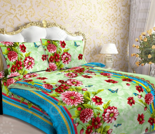 Комплект постельного белья Fiorelly «Герцогиня» 3804-1. 1,5-спальный