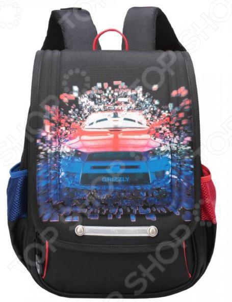 Рюкзак школьный Grizzly RA-976-2/1
