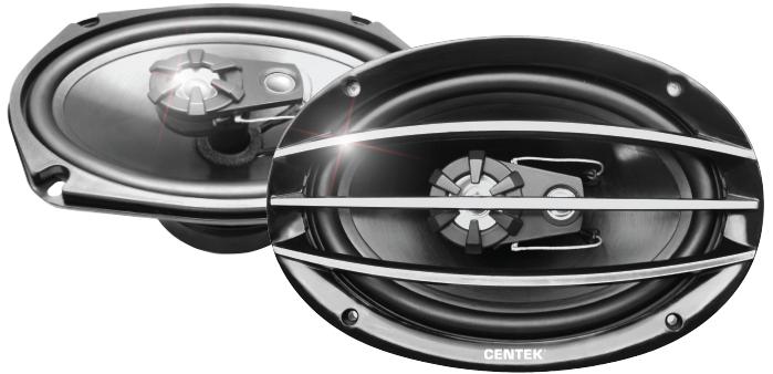 Автоакустика Centek CT-8201-69
