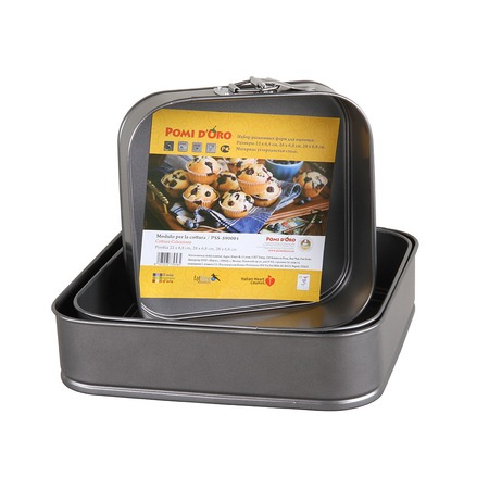 Купить Набор форм для выпечки Pomi d'Oro PSS-590004