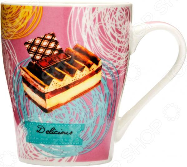 Кружка Loraine «Десерт» 26575-1 кружка loraine десерт 26588