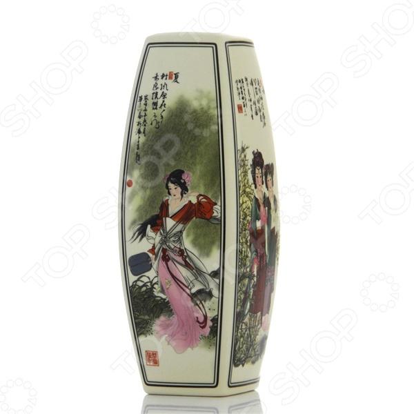 Ваза Elan Gallery «Китаянка» 501912