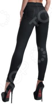 Леджинсы Burlesco VC5. Цвет: черный леггинсы burlesco леггинсы