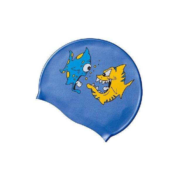 фото Шапочка для плавания Submarine «Рыбка»