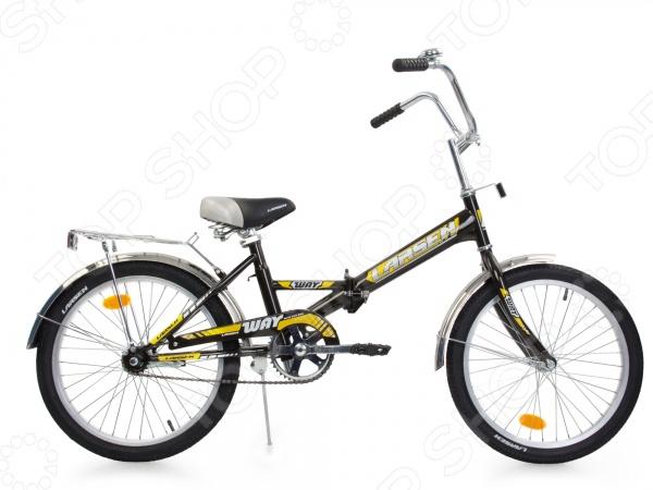 Велосипед городской подростковый Larsen Way 2016 года Larsen - артикул: 889822