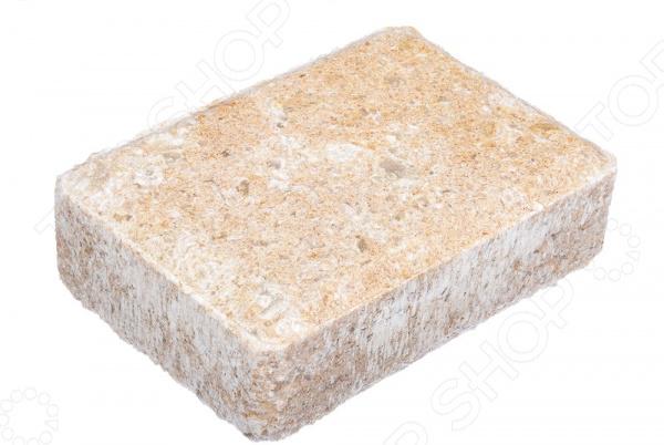 Соляной брикет для бани и сауны Банные штучки «Мята»
