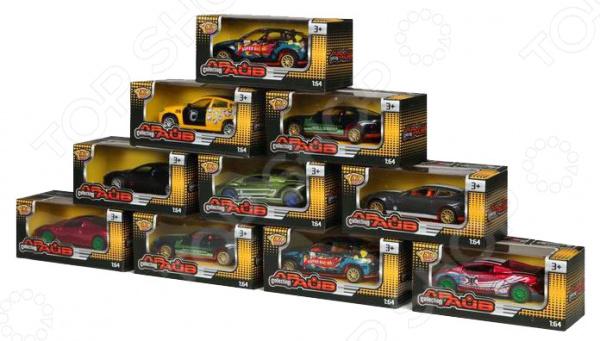 Машинка игрушечная Yako «Спорт». В ассортименте