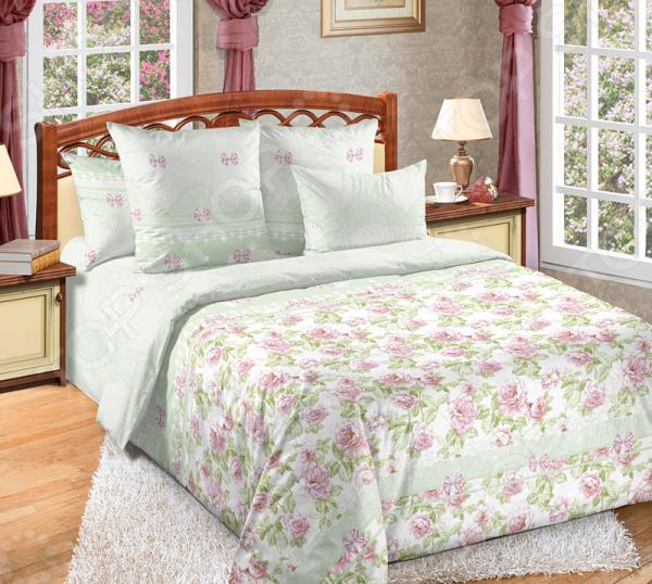 Комплект постельного белья Королевское Искушение «Ариэль» комплект постельного белья королевское искушение комплимент ткань перкаль