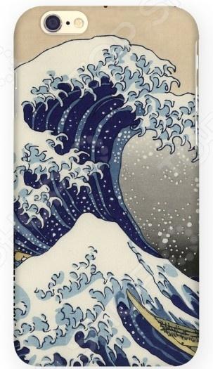 Чехол для IPhone 6 Mitya Veselkov «Цунами» музыка цунами в японии