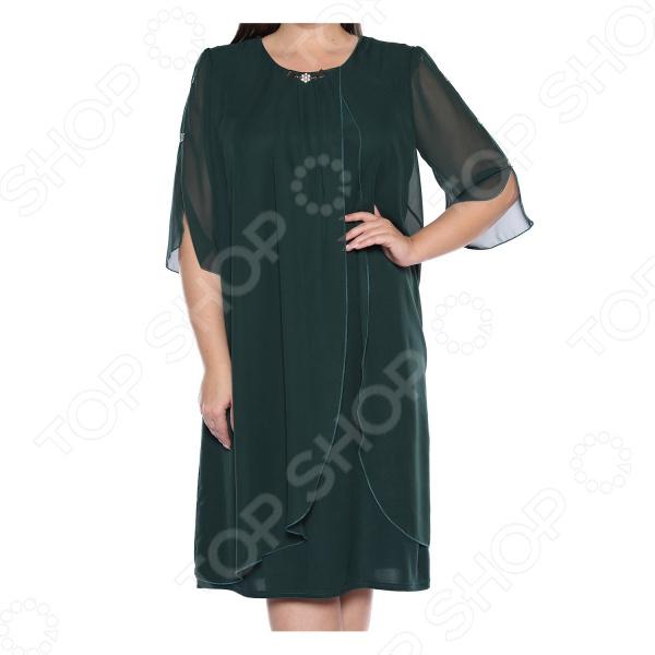 Платье Pretty Woman «Неповторимый образ». Цвет: зеленый платье pretty woman прелестная женщина цвет зеленый