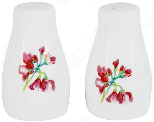 Набор для специй Primavera «Цветущий горошек» чаша горошек 2 л бел син 1150426