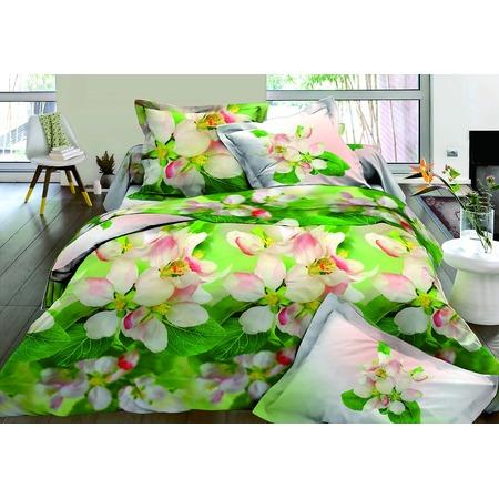 Купить Комплект постельного белья Jardin Apple. Семейный