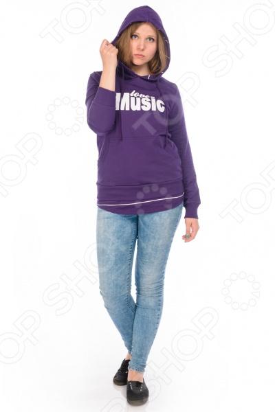Толстовка женская RAV RAV02-015 модная вещь для активных женщин, любящих спортивный стиль. Изделие сшито из приятного хлопкового трикотажа футер. Особенность ткани в том, что ее лицевая сторона гладкая, а изнаночная с мягким теплым начесом. Натуральный материал хорошо пропускает воздух и позволяет коже дышать. Внимание, после стирки может дать усадку. Производитель рекомендует стирать толстовку при температуре не более 30 C .