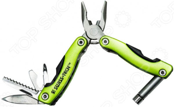 Мультитул Swiss+Tech P8Multi-Tool8-in-1