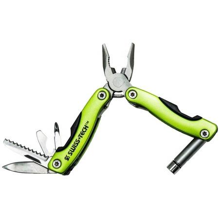 Купить Мультитул Swiss+Tech P8 Multi-Tool 8-in-1