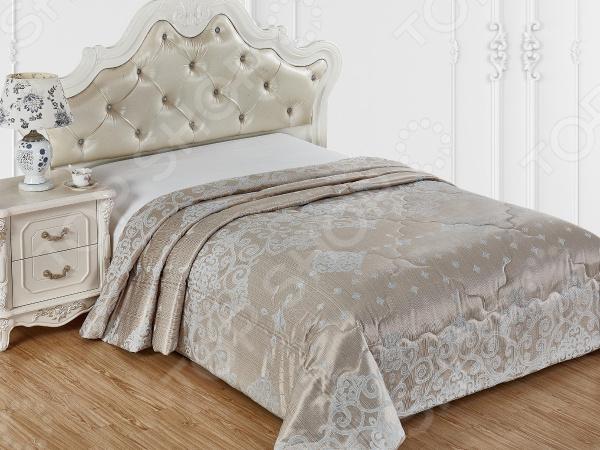 Фото - Покрывало Cleo DUVAL 220х240 220/007-GD покрывало для кровати iraq animal husbandry ym afsm6080ljt99