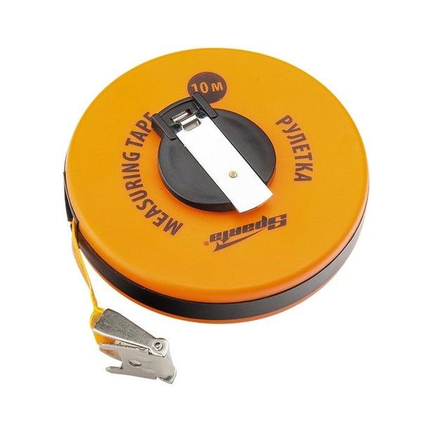 фото Рулетка геодезическая SPARTA с закрытым корпусом. Длина: 10 м