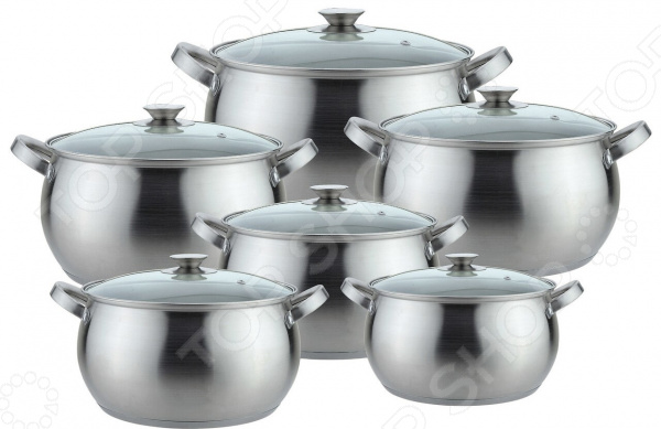 Набор посуды Kelli KL-4204 zigmund