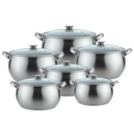 Купить Набор посуды Kelli KL-4204