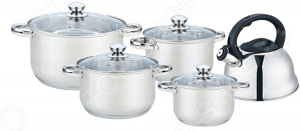 Набор посуды Bekker BK-2595 Jumbo