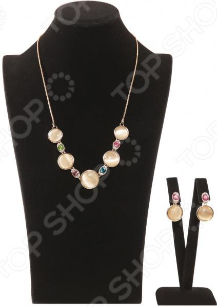 Набор бижутерии TAYA «Амалия» колье taya t b 4140 necklace multi
