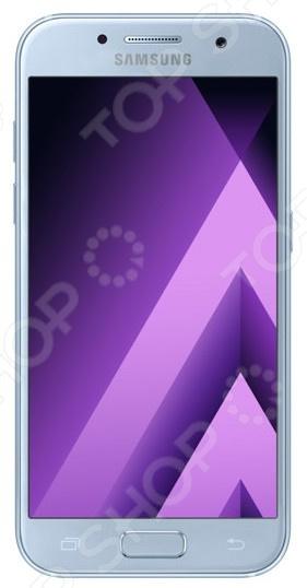 Смартфон Samsung Galaxy A3 (2017) SM-A320F смартфон samsung galaxy a3 2017 sm a320f