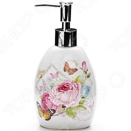 Диспенсер для мыла Loraine LR-26316 «Батерфляй»