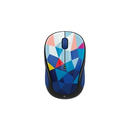 Купить Мышь Logitech M238 Blue Facets