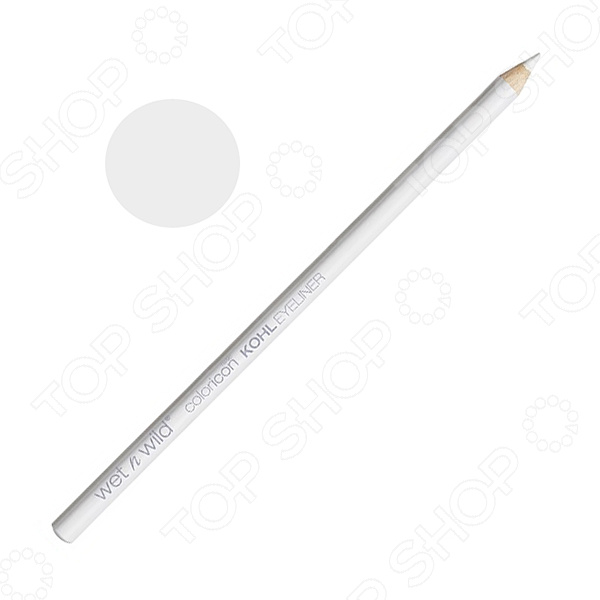 Карандаш для контура глаз Wet n Wild Color Icon Kohl Liner Pencil E608A Youre Always White. Тон: белый E608A You Are Always White