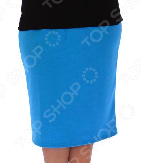 Юбка Матекс «Венера». Цвет: голубой туника матекс малиния цвет фиолетовый