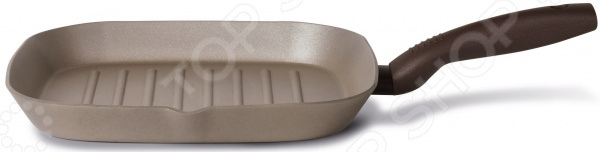 Сковорода-гриль TVS Gustosa сковороды tvs сковорода tvs splendida 24 см