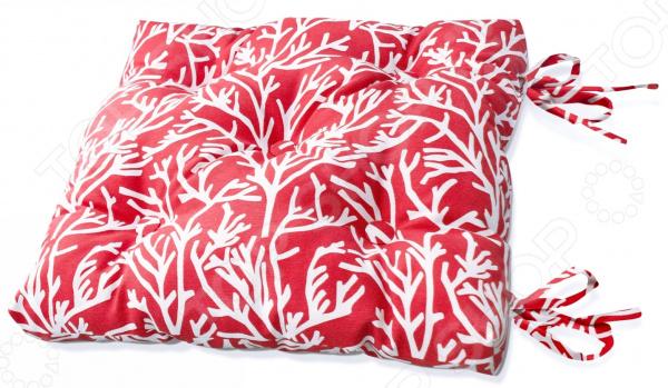 цена на Подушка на стул Kauffort Red Corals