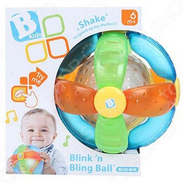 Игрушка развивающая для малыша B kids «Шар-цветок»