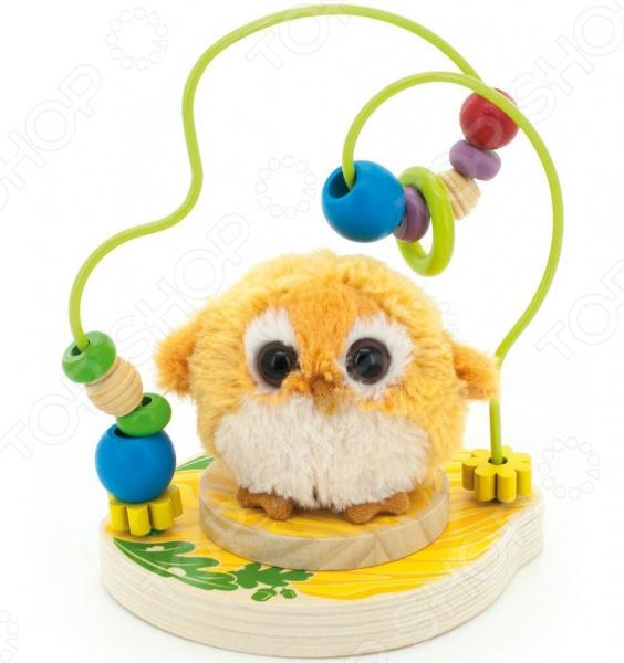 Игрушка-лабиринт Мир Деревянных Игрушек «Совушка»
