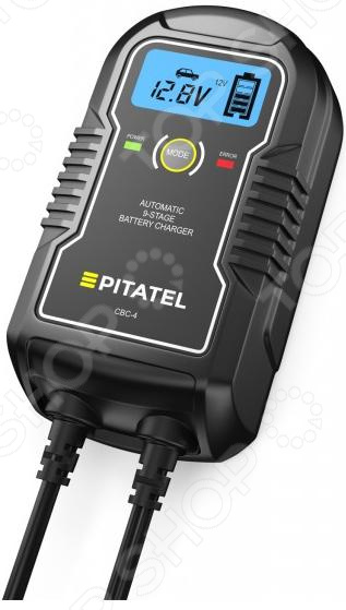 все цены на  Устройство зарядное для автомобильных аккумуляторов Pitatel CBC-4  онлайн