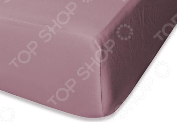 Простыня на резинке Cleo 027-MS простыня на резинке cleo 160х200 см cl