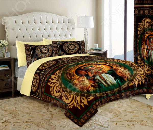 Комплект постельного белья «Египет». Евро