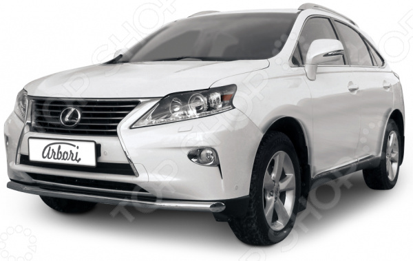 Защита переднего бампера Arbori Lexus RX350/RX270, 2012 источник света для авто eauto mart ccfl lexus is200 is300 98 05 kit