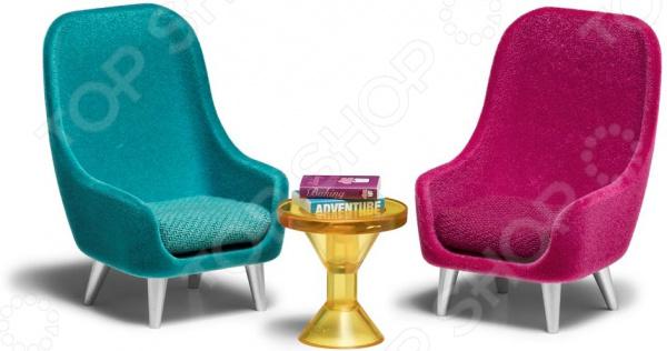 Комплект аксессуаров для кукольного домика Lundby «Кресла»