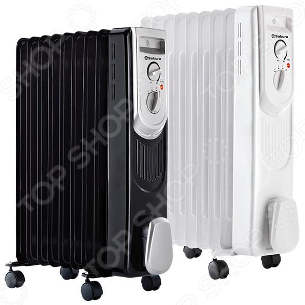 Радиатор масляный Sakura SA-0339B