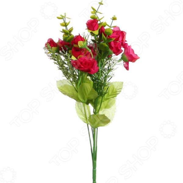 Цветок искусственный «Чайная роза» 23-317