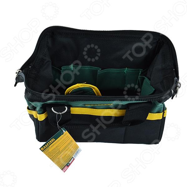 fa05cdb861b4 KRAFTOOL 38712-12 – купить сумка для инструментов, сравнение цен ...