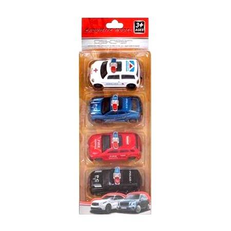 Купить Набор машинок игрушечных MSN Toys 5138998